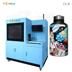 Semi Automatic 3D Digital Inkjet Printing Machine For Bottles