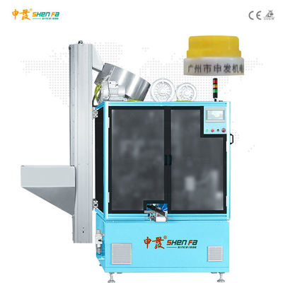 Single Color 5KW Cap Side Automatic Screen Printing Machine