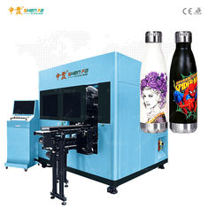 UV Curable Ink Digital Inkjet Printing Machine For Drinkware Bottle