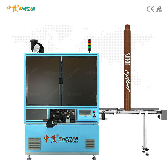 AC380V 60 pcs/min Barrels Automatic Hot Stamping Machine