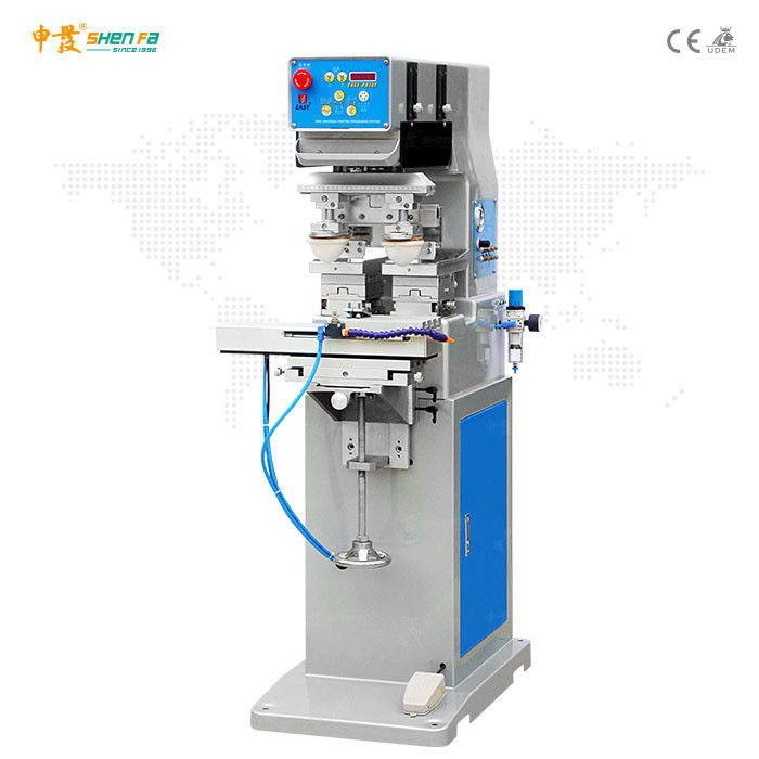 SF-P2/S Two-Colors Pad Printing Machine