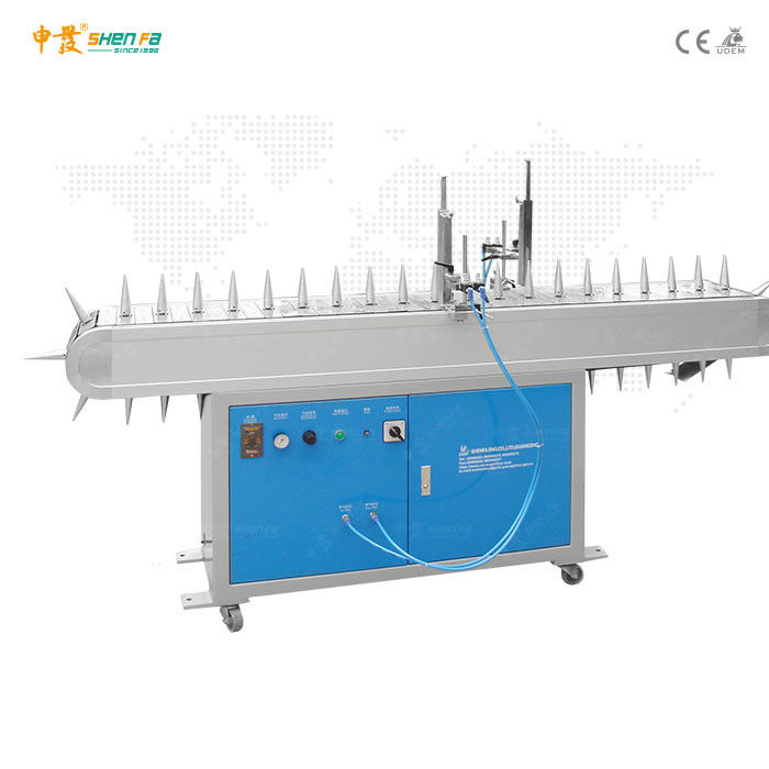 90W Auxiliary Machine Flame Treatment Machine For Printing