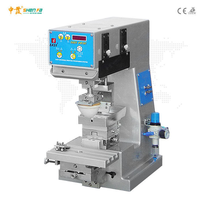 AC220V Economic Mini Desktop Pad Printing Machine