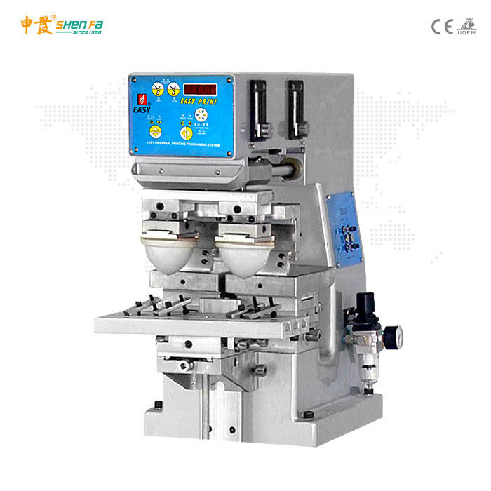 Tabletop Semi Automatic Pad Printing Machine